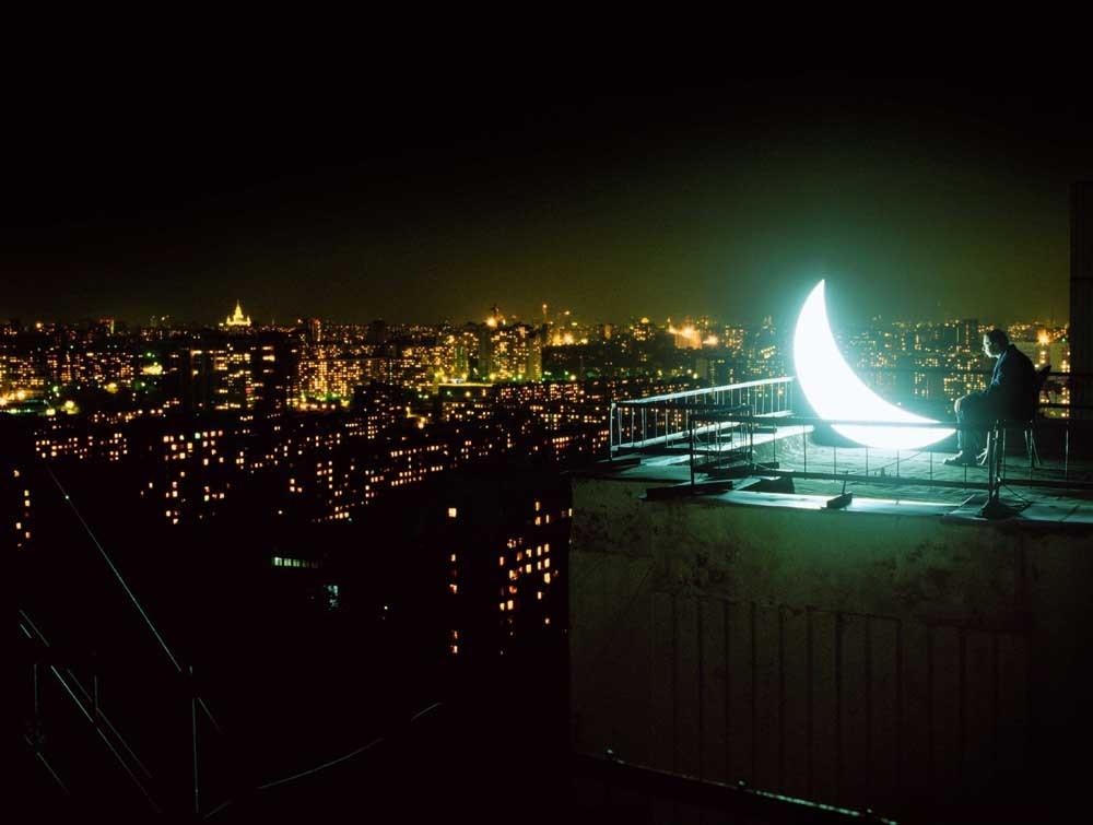 7_Московская луна…Частная луна. Фотография Л.Тишкова и Б.Бендикова, 2003-2005